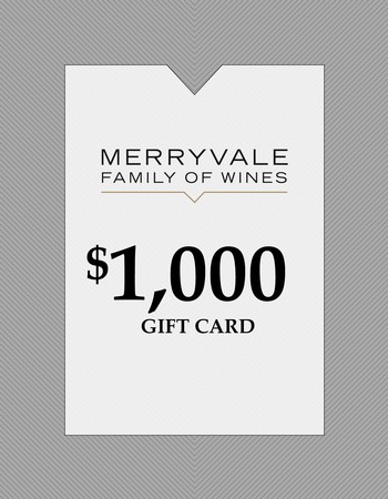 $1000 Merryvale Digital Gift Card