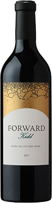 2013 Forward Kidd Red Wine, 1.5L