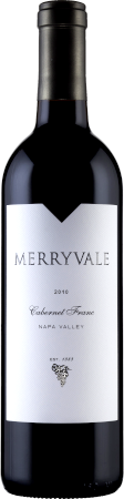 2010 Merryvale Cabernet Franc Napa Valley