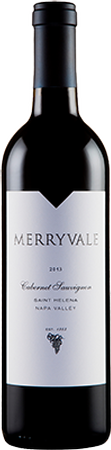 2014 Merryvale Cabernet Sauvignon, St. Helena