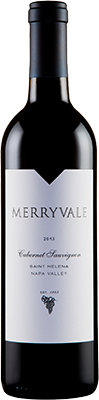 2013 Merryvale Cabernet Sauvignon, St. Helena