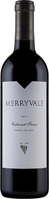 2014 Merryvale Cabernet Franc Napa Valley