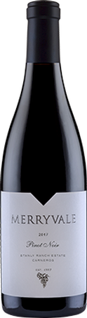 2017 Merryvale Pinot Noir Stanly Ranch Estate
