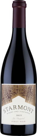 2015 Starmont Pinot Noir Lee Vineyard