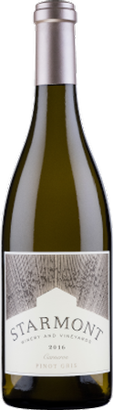 2016 Starmont Carneros Pinot Gris
