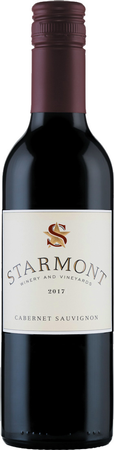 2017 Starmont Cabernet Sauvignon, North Coast 375ml