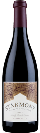 2017 Starmont Pinot Noir Stanly Ranch Estate