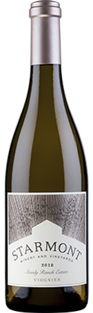 2018 Starmont Viognier, Stanly Ranch