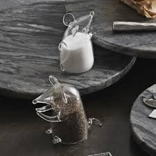 Mice Salt and Pepper Shakers