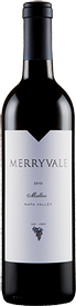2013 Merryvale Malbec Napa Valley Image
