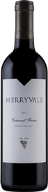 2014 Merryvale Cabernet Franc Napa Valley Image