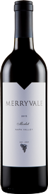 2015 Merryvale Merlot Coombsville Image