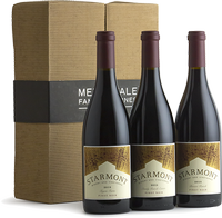 Starmont Single Vineyard Pinot Trio
