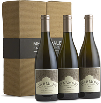 Starmont Carneros White Wine Trio